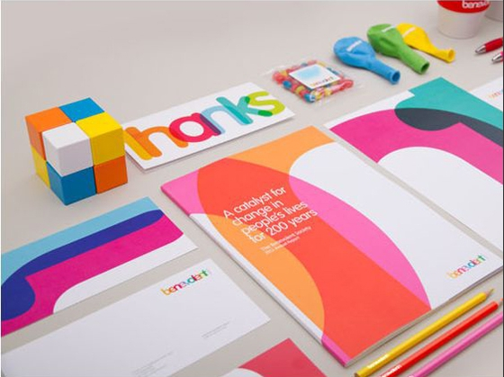 Design rebelde: quebrando regras de identidade de marca com vontade
