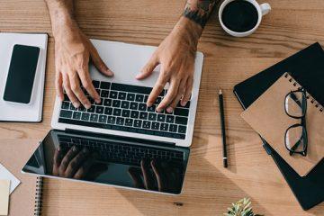 Como criar um portfólio criativo: dicas, conselhos e inspiração