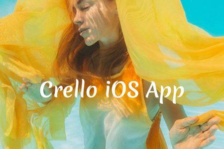 O Crello agora está disponível para iPhone