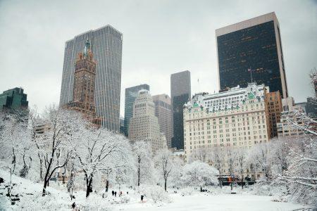 Destinos de viagens de inverno direto de 10 filmes de Natal