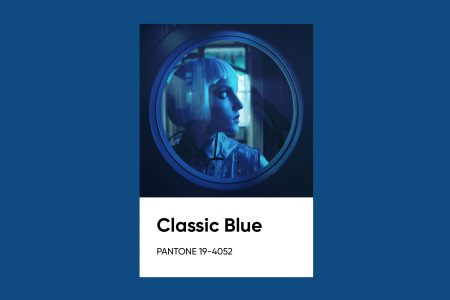 Coleção de Foto: A Cor do Ano é Classic Blue