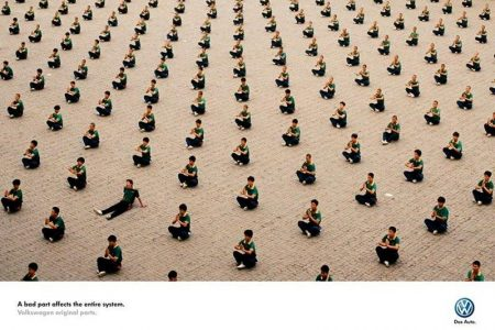 8 Ideias para Fotógrafos de 8 AnúnciosCriativos
