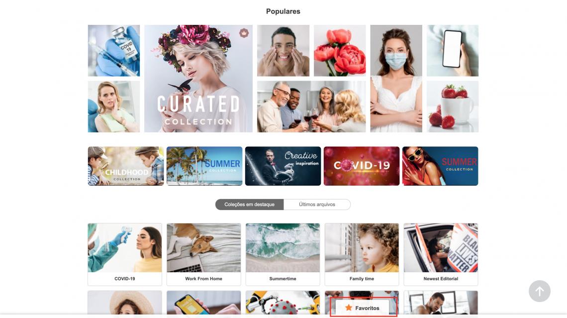 Veja Como Você Pode Economizar Tempo Pesquisando Fotos de Banco de Imagens