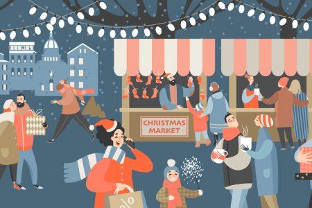 Kit de Marketing Para Feriado de Natal 2020 Fotos, Vídeos, Modelos e Ideias