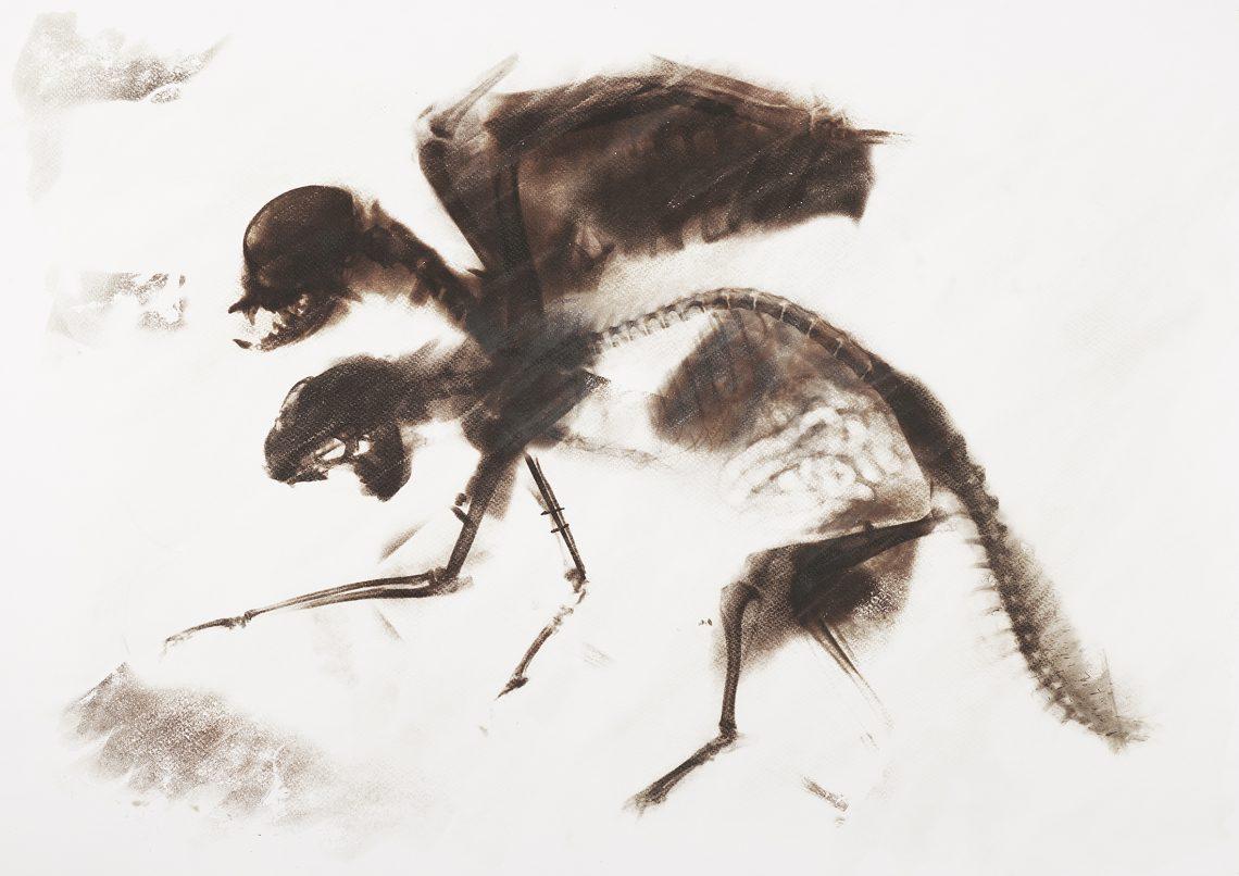 Archaic Creatures by Katalin Száraz 01(argentotype)