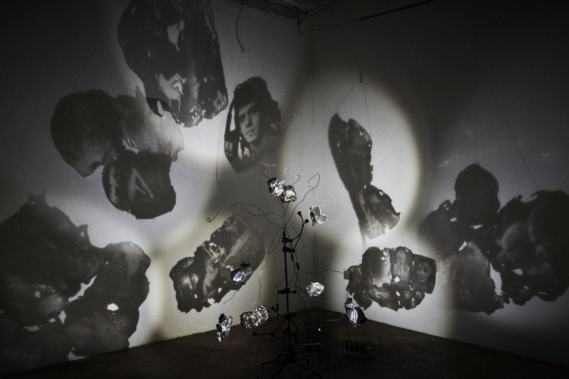Memories by Katalin Száraz 01(installation)