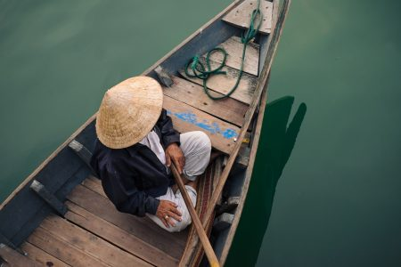 Portfólio de um Fotógrafo de Viagem Vietnamitas Modernos