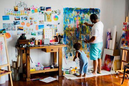 Wyróżniona kolekcja: życie artysty
