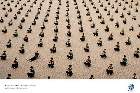 8 kreatywnych reklam – 8 inspirujących pomysłów dla fotografów