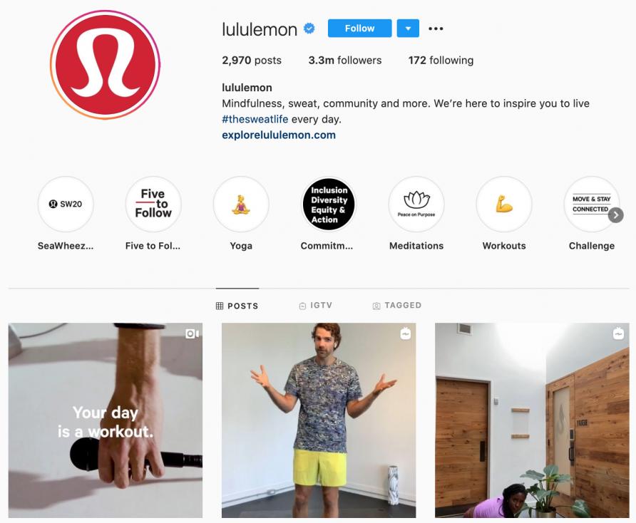 Analizujemy 5 strategii prowadzenia firmowego konta na Instagramie