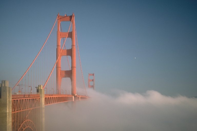 USA, California, San Francisco, GG Bridge, Golden Gate © Depositphotos