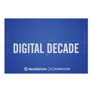 The Digital Decade: конкурс от Depositphotos и Designcollector