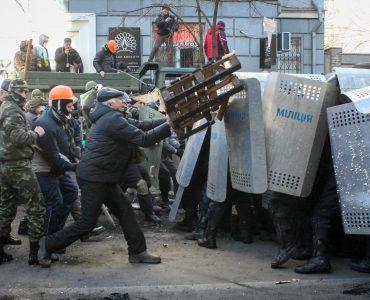 Майдан в кадре: Максим Кудимец, Insider