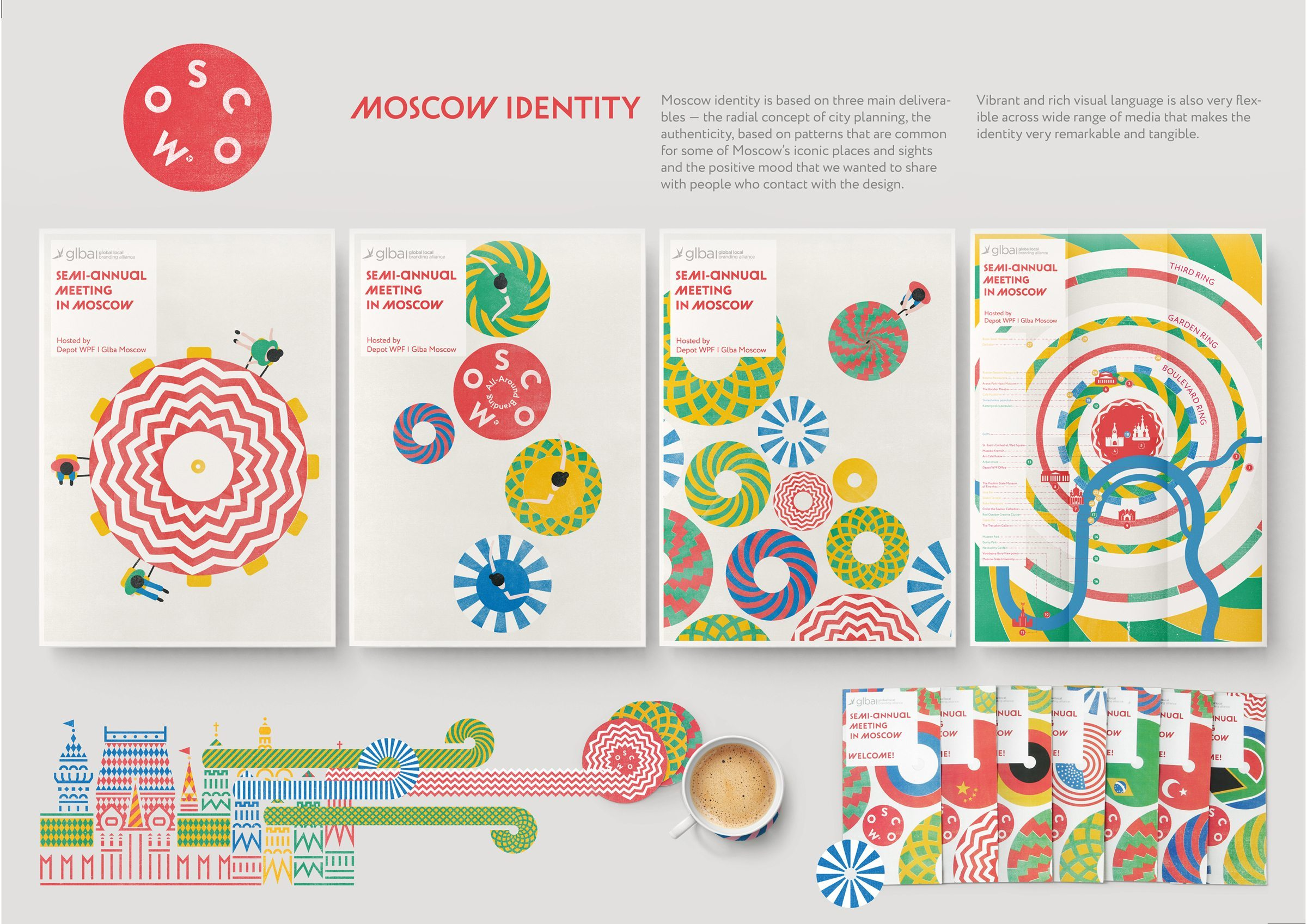 Moscow identity ACDR