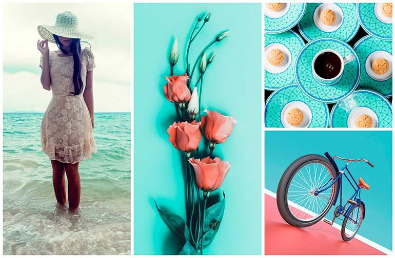 pantone colors 2017 island paradise