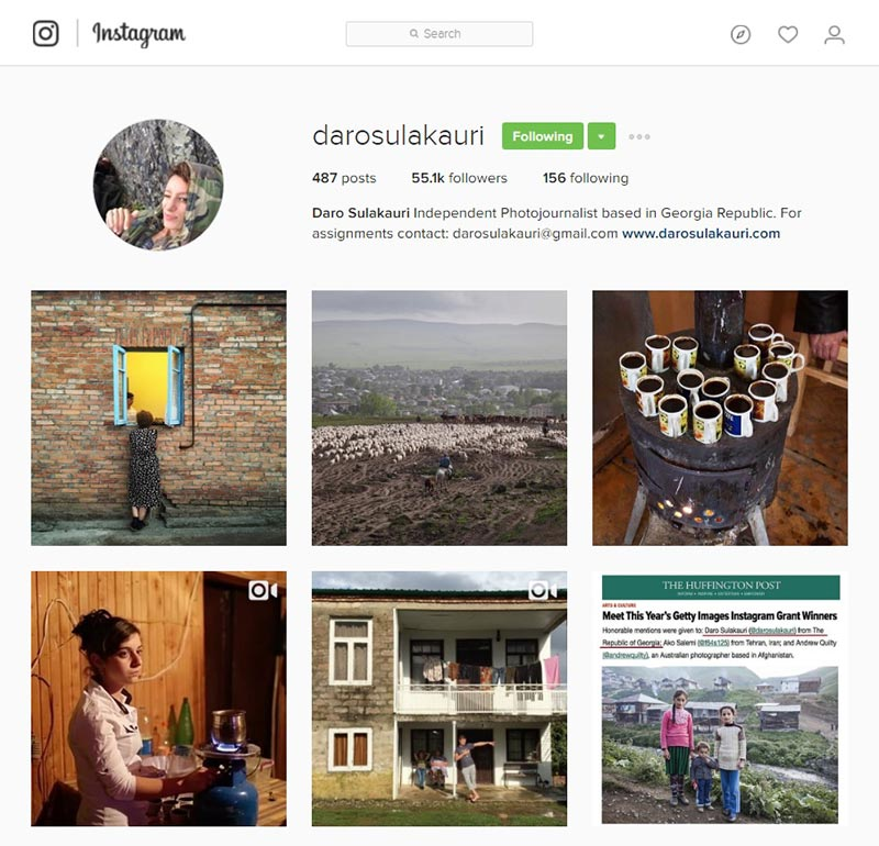 darosulakauri inspiring instagram accounts for photographers