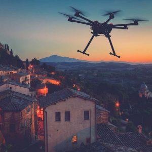 Дивный новый мир: лучшие фотографии 2016 года, снятые с дронов