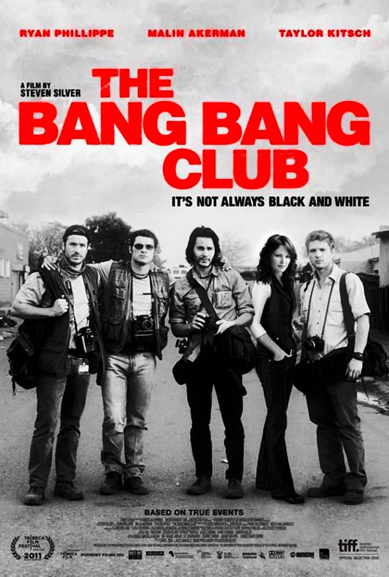 movies for photographers the bang bang club