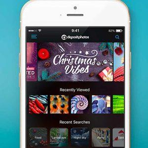 Мобильное приложение Depositphotos:  Скачивайте стоковые фото на смартфон!