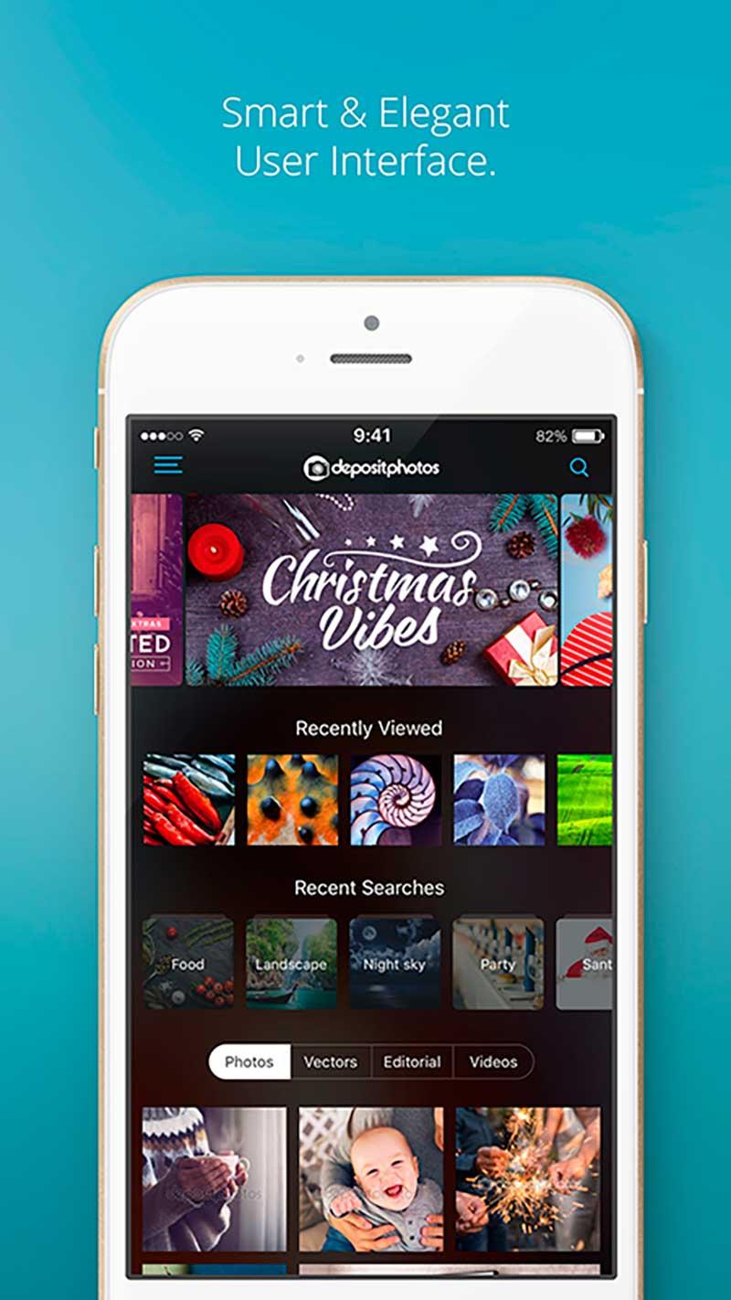 depositphotos new app