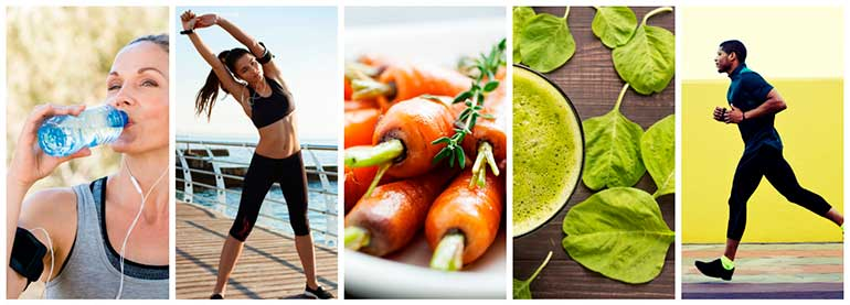 featured collection healthy lifestyle