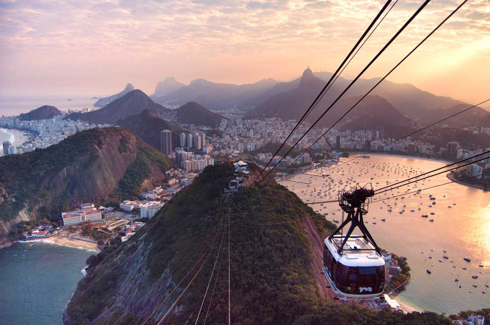 top travel destinations for photographers brazil
