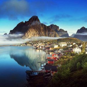Топ 10 стран для фотографов по версии Форбс
