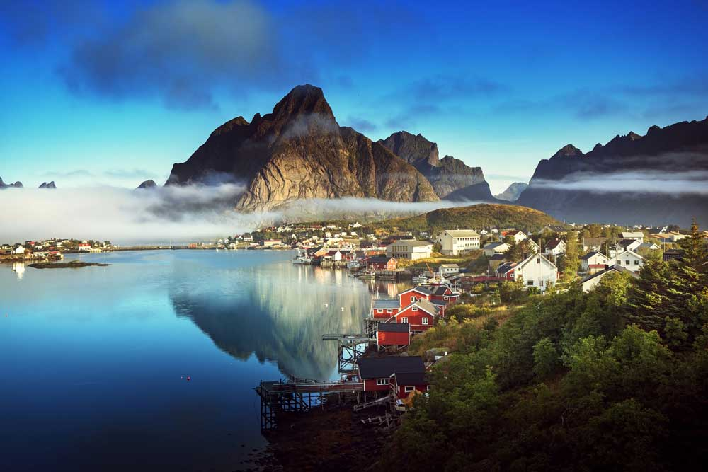 top travel destinations for photographers norway