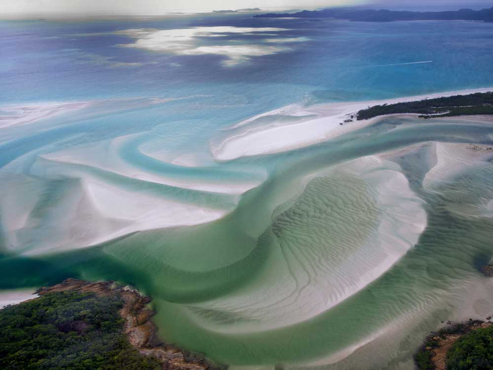 top travel destinations for photographers great barrier reef
