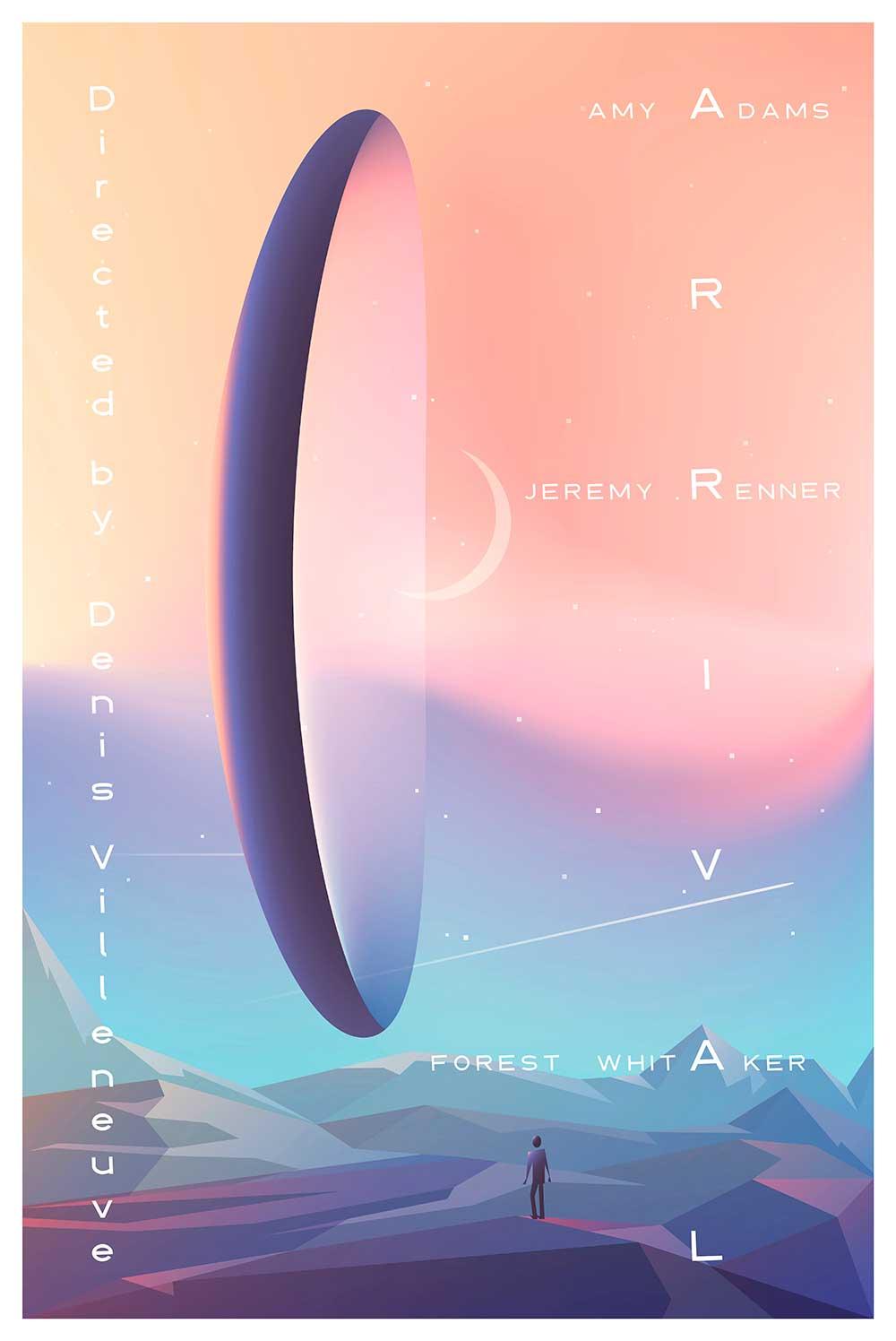 alternative movie posters Diana-Hlevnjak-Arrival