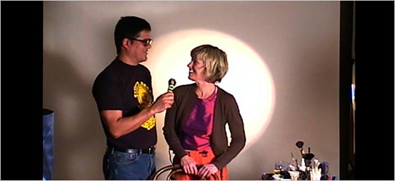 «Гость Синди Шерман» (Guest of Cindy Sherman), 2008 г
