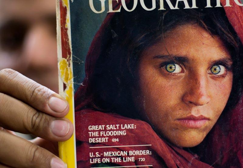 «Поиски афганской девочки» (Search for the Afghan Girl), 2002 г