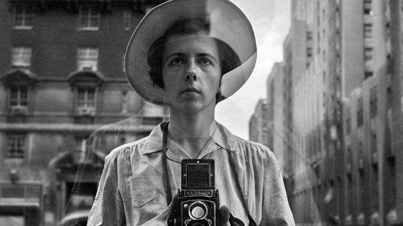«В поисках Вивиан Майер» (Finding Vivian Maier), 2013 г