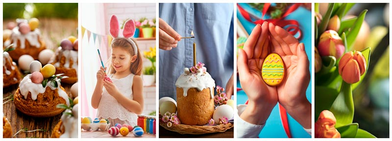 easter featured collection russian