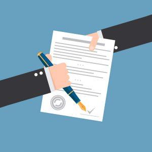 Шаблон договора между дизайнером и клиентом