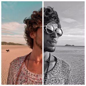 Мастер-класс по Photoshop: Как сделать фотографию черно-белой