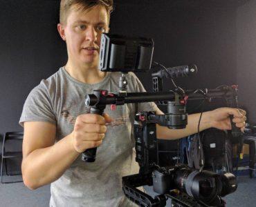 Из спорта в космос: интервью с видеографом Евгением Школенко