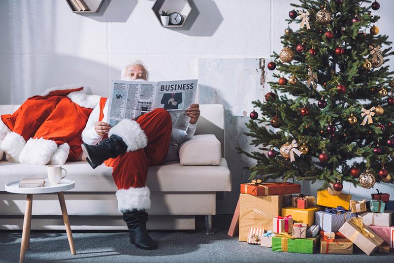 Тематическая коллекция: в ожидании Рождества