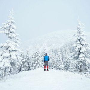 Тематическая коллекция: зима близко