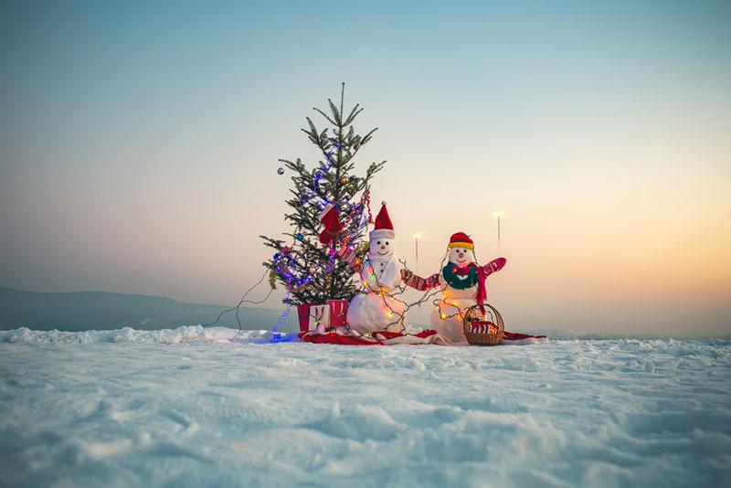 Тематическая коллекция: Новый год в разных странах
