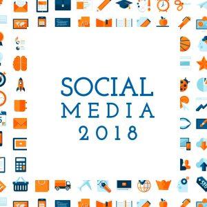 Все, что нужно знать об обновлениях платформ социальных сетей в 2018 году