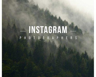 На кого подписаться в Instagram в 2018: лучшие аккаунты фотографов