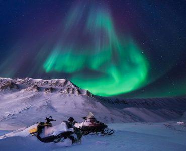 Охота за северным сиянием: Интервью с Полиной Бублик
