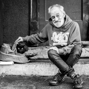 Микаэль Темер: Я хочу, чтобы в бездомных увидели людей