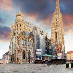 Тематическая коллекция: столицы Европы