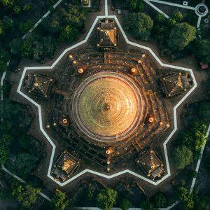 Димитар Караниколов: Геометрия древних храмов с высоты птичьего полета