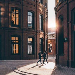Коллекция фотографий: Исследование города