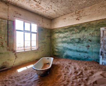 Коллекция фотографий: Заброшенные здания