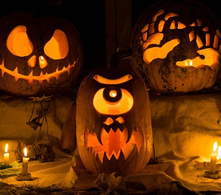 Как вырезать тыкву на Хэллоуин: полная инструкция и 25 бесплатных шаблонов