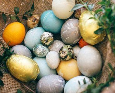 Фотоколлекция: празднование Пасхи